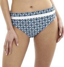 Panache SW0976 Swimwear Rocha Classic Bikini Pant / Brief Mosaic Print