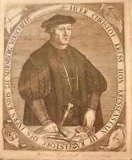 600-RITRATTO-CHRISTOF KRESS VON KRESSENSTAIN-HANS TROSCHEL (1585-1628)