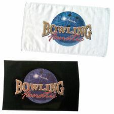 Palla da bowling SFERA PANNO PULIZIA MASTER BOWLING TELO FANATICO NERO O BIANCO