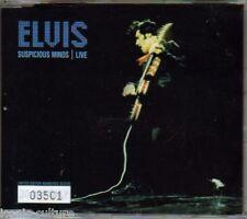 Elvis Presley - Suspicious Minds (Live) - Numbered CD