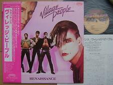 VILLAGE PEOPLE JAPAN OBI RENAISSANCE