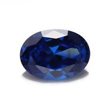 1.0 ~ 15mm Luz Redonda Azul Agua Suelto Corte de máquina de piedras preciosas de cristal 500 un