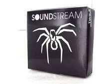 """Soundstream TWS.3N 1"""" PEI Dome Neodymium Car Audio Tweeters NEW Tweeter PAIR"""
