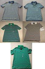 NWT Polo Ralph Lauren Boys Striped Short Sleeves T-Shirt, 5 7 8 Large(14-16) #1v