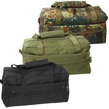BW EINSATZTASCHE KLEIN schwarz oliv tarn Bundeswehr Tool Bag, Tragetasche Tasche