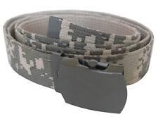 US Army Estilo Digital Camo Cinturón Pantalón - 110cm Algodón Camuflaje Militar Nuevo