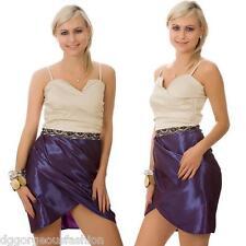 Dress Party Evening Cocktail Ladies Women Short Elegant Sleeveless size 6-10