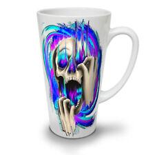 Fashion Death Color Skull NEW White Tea Coffee Latte Mug 12 17 oz   Wellcoda