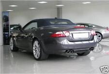 Jaguar XK8 XKR Cabrio Verdeck Einbau Anleitung Montage