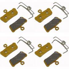4 Pairs DiscoBrakes Avid X0 9 7 Trail SRAM Guide Disc Brake Pads,XO X.0 X.OTrail