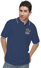 Palomas Camiseta Polo con bordado S - Xxl Carreras de Laureles TB153