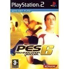 PRO EVOLUTION SOCCER 6 (PS2), buona PlayStation 2, Playstation 2 Videogiochi