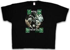 4XL & 5XL BARREL OF METH T-Shirt Walter Breaking White Swim T-Shirt XXXXL XXXXXL