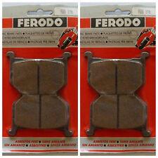 FERODO 4 PASTIGLIE FRENO ANTERIORE SUZUKI GS 700 E - ES 1985 >
