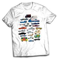 Batman Ghostbusters A Team Steve Mcqueen Racing Film Movie T Shirt