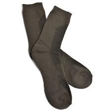 NEU Coolmax Socken - olivgrün - alle Größen Wandern Militär Fuß Thermo