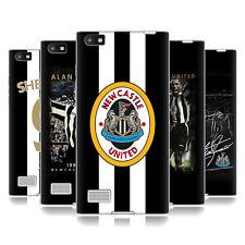 OFFICIAL NEWCASTLE UNITED FC NUFC RETRO BADGE GEL CASE FOR BLACKBERRY PHONES