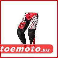 Pantaloni Alpinestars Off Road Fuoristrada New Racer Mx Pant 2014 Motocross Red