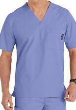 WonderWink Medical Scrubs Men's CBL Utility 5 Pocket Top Sz S-XXL NWT