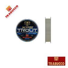 TRABUCCO FILO XPS TROUT TRASPARENTE SPECIALE TROTA LAGO BOBINA METRI 150
