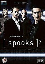 ~023~ Spooks - BBC Series 7 DVD Peter Firth, Richard Armitage