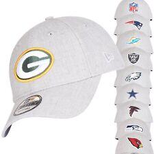 New Era 9Forty Strapback Cap - NFL TEAMS heather grau