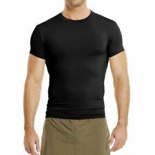 Under Armour HeatGear Tactical Second Skin Kompressions T-Shirt, schwarz