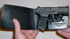 Wallet Holster For Full Concealment - Sig 365 9mm - Kevin's Concealment