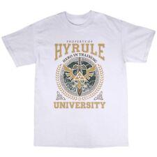 Hyrule University T-Shirt Cotton