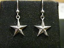 STELLINA  orecchini in Argento  925  little Star earrings sterling silver