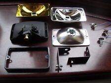 Peugeot 205 GTI Nuevo Amarillo Claro Siem Reflector Spot Luz unidades de cristales de reconstrucción