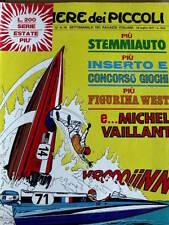Corriere dei Piccoli 29 1971 Michel Vaillant I Puffi Lucky Luke Corto Maltese