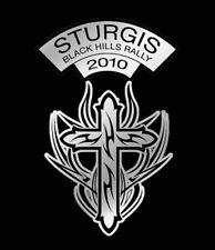 STURGIS BIKER RALLY 2010 TRIBAL CROSS PIN