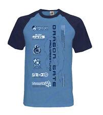 Official Dragon Gate - DG:UK Festival of Fire 2013 Tour T-Shirt