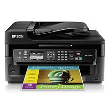 Epson workforce wf-2540 Wireless color inkjet Printer work force ink jet