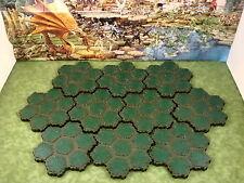 Swamp 7-Hex Tile X10 Heroscape Terrain
