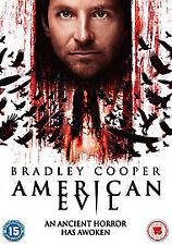 American Evil [DVD] - Bradley Cooper; Georgina Lightning New Sealed