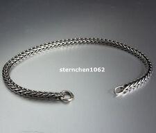 Trollbeads * Silberarmband * Silver Bracelet * 14 cm - 24 cm