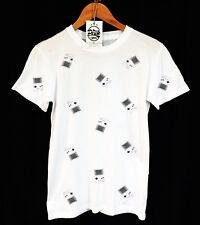 T-shirt motif gameboy-effet vieilli-Rétro-Jeux Vidéo-Vintage-Vêtements