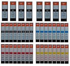 10 bis 40 durckerpatrone für CANON PIXMA  menge & Farbkombination auswählen