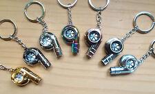Schlüsselanhänger Keychain Turbo -Eyecatcher - Spins & Sounds - 7 Farben wählbar