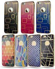 Luxus Edel Schutz Hülle - Frame Bumper Case Cover für iPhone 6 / 6S / 6+ / 6S+