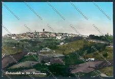 Siena Radicondoli foto cartolina B1789 SZG