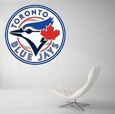 Toronto Blue Jays Baseball MLB Wall Decal Vinyl Decor Room Car Sticker Art J75