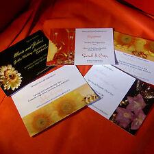 Personalised Birthday Invitations Anniversary Wedding Engagement Party Invites