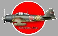 MITSUBISHI-ZERO Sticker