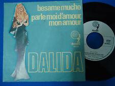 DALIDA - BESAME MUCHOL - PORTUGAL 45 SINGLE