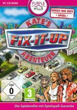 Fix-it-up Kate's Abenteuer Purple Hills PC Spiel Gebraucht
