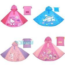 JAPAN SANRIO MELODY CINNAMOROLL JEWELPET NYLON CHILD RAINCOAT RAIN PONCHO 4993
