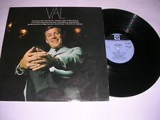 VAL DOONICAN - Val - 1968 PYE 12 track vinyl LP